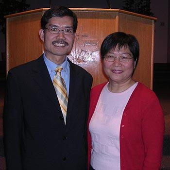 Gabriel & Iris Li