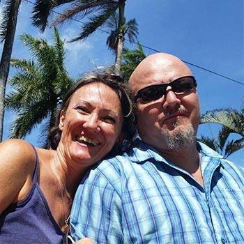 Curtis & Linda Doell