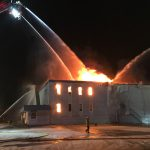 Stony Plain Alliance Fire Image