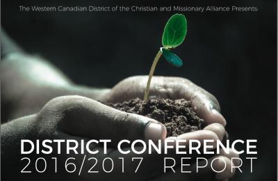 WCD Annual Report Image