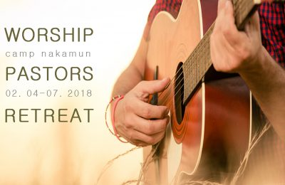 Worship Pastors Retreat Image
