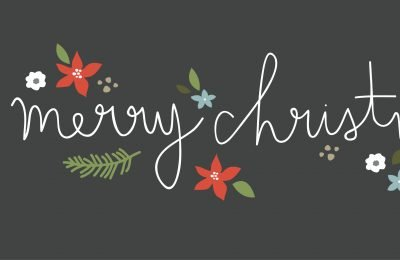Merry Christmas from our staff! Image