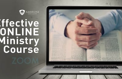 FMC – Effective Online Ministry: Understanding, Creating and Launching Image